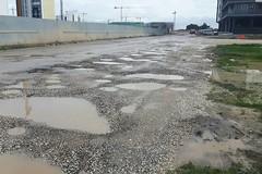 Voragini per le strade di Barletta, l'amministrazione dov'è?