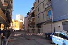 Crollo via Curci a Barletta, restituite le ultime abitazioni