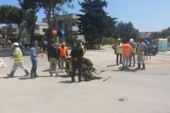 Dopo la fuga di gas in via Dibari controlli per la sicurezza