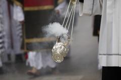 L'arrivo della Madonna: la maggioranza dei barlettani soccombe