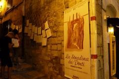 """Poesia nei vicoli di Barletta, torna """"La stradina dei poeti"""""""