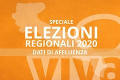 Elezioni 2020, dati di affluenza alle urne di Barletta