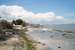 """Ariscianne, la spiaggia dei reperti torna alla ribalta con """"Trekking Italia"""""""