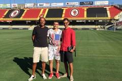 Da Barletta al Foggia Calcio, Ruggiero Frisario nella squadra degli allievi nazionali