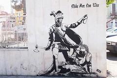 """Make Art Not War"": la parola ad Ettore Fieramosca"