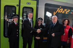 """Anche i pendolari di Barletta viaggeranno sul nuovo treno """"Jazz"""""""