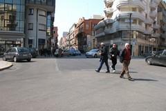 Piazza Caduti: cercansi (ancora) strisce pedonali disperatamente