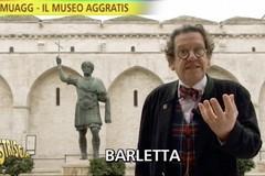 Il colosso di Barletta su Striscia la Notizia: il servizio di Philippe Daverio