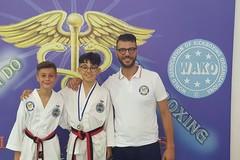 """Taekwondo, due ori e un argento per la """"Federico II"""" di Barletta"""