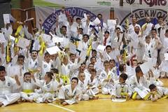 """Taekwondo, celebrati a Barletta gli """"esami di cintura"""""""