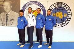 Taekwondo, la Fitsport Italia agli Europei di Salonicco
