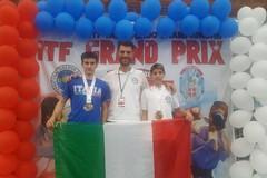 Tedeschi e Cafagna trionfano agli open di Taekwondo in Bosnia