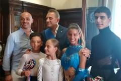 I fratelli Tesse di Barletta incontrano il presidente della provincia di Foggia