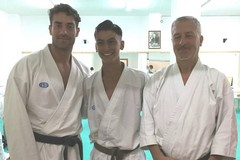 Il karateka di Barletta Giovanni Tesse alla Venice Cup-Youth League