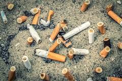 Vietato fumare sulle spiagge di Barletta, arriva l'ordinanza