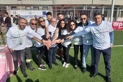 Torneo di beneficenza per Chiara, una grande festa per Barletta