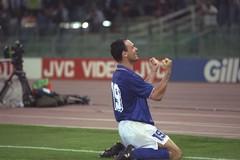 Totò Schillaci, l'eroe di Italia '90 ospite a Barletta
