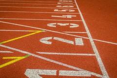 Rubata la pista di atletica del Mennea Day