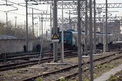 Disagi sula linea ferroviaria Bari-Barletta a causa di un incendio