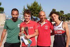 All Tri Sports di Barletta, importanti traguardi per il team di Triathlon