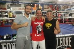3° Trofeo Rino Cafagna, da Barletta a Bollate nel segno della boxe