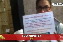 """Avvistata a Barletta la """"star"""" della truffa smascherata da """"Striscia la notizia"""""""