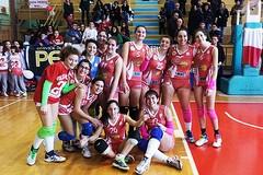 Il sogno si realizza: Volley Barletta Under 16 vince il titolo provinciale