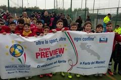 """Universal Youth Cup"", giovani atleti crescono"