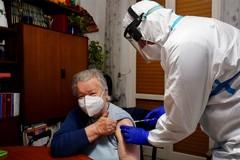 Covid, Barletta verso il completamento della vaccinazione degli over 80