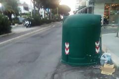 Incrocio pericoloso tra via Manzoni e via Pirandello