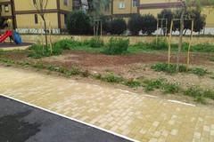 Parco in via Ofanto, «inaugurato quattro mesi fa, è già nel degrado»