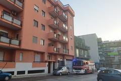 Bambina chiusa in casa, i Vigili del Fuoco intervengono in via Prascina
