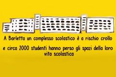 """""""La scuola vale"""", un video dei ragazzi della scuola Garrone di Barletta"""