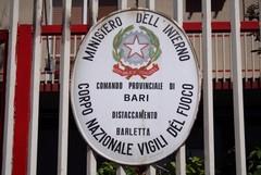 Vigili del Fuoco sotto sfratto, il Ministero non paga il fitto