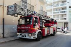 Nuova sede dei Vigili del Fuoco a Barletta, il sollecito della FP Cgil
