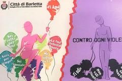 """""""Soffi di speranza"""", Barletta a sostegno delle donne contro la violenza"""