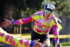 Giro d'Italia Ciclocross, Barletta si tinge di rosa