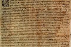 """La Grande Peste del 1656 e la """"fase due"""" di allora"""