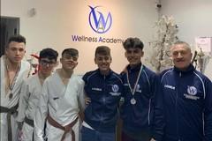 Campionati regionali FIJLKAM, buone prove per la Wellness Academy di Barletta