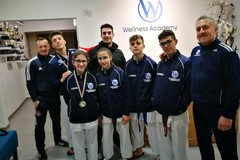 Wellness Academy, il karate made in Barletta continua a brillare