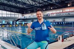 Nuoto, nuova stagione e nuovi successi per Fedele Cafagna