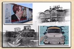 Barletta al tempo del Muro di Berlino e Barletta oggi