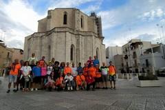 Camminando sulla via Francigena con la Barletta Sportiva