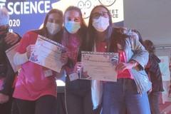 Nuove tecnologie in rosa, premio per la studentessa di Barletta Giulia Arbues