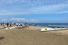 Campionati italiani di Coastal rowing e Beach sprint a Barletta, le interviste