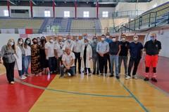 Si conclude l'esperienza di collaborazione tra Caritas e ASL all'hub vaccinale