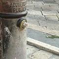 Aqp: a partire da domani ridotta la pressione idrica su tutta la rete
