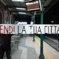 """""""Difendi la tua città"""", flash mob presso la stazione di Barletta"""