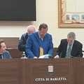 A Barletta il primo consiglio provinciale: giura il Presidente Lodispoto