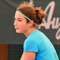Eleonora Alvisi in semifinale nel doppio al Roland Garros Junior